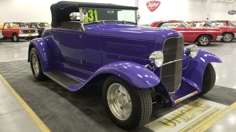 1931 Ford Model A 11