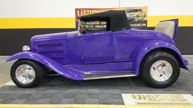 1931 Ford Model A 16