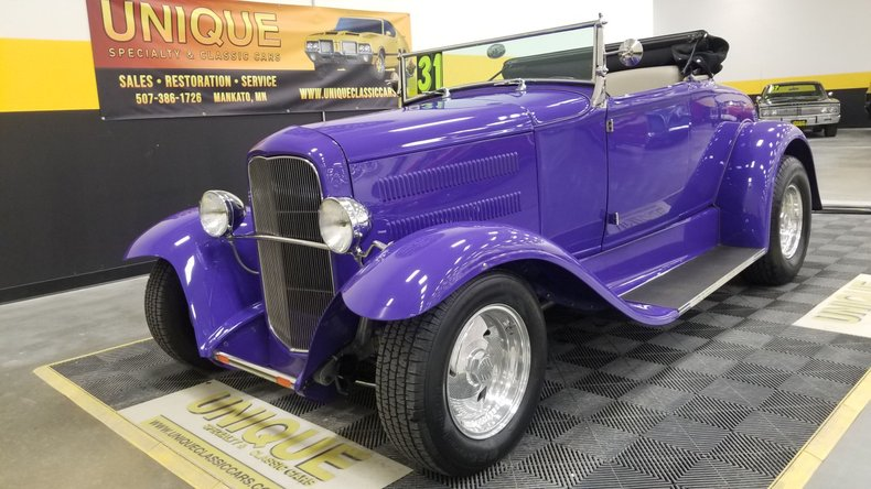 1931 Ford Model A 1