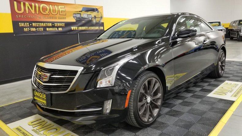 2015 Cadillac ATS 4