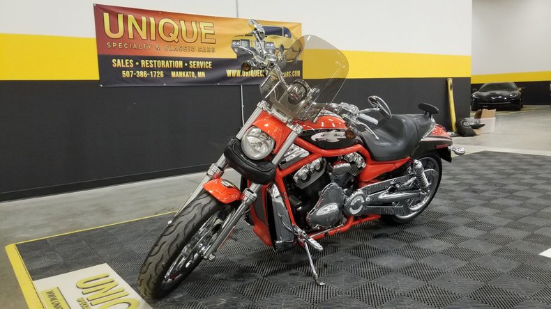 2006 Harley Davidson Screaming Eagle V-Rod
