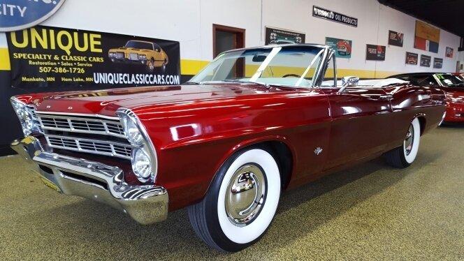 1967 Ford GALAXY