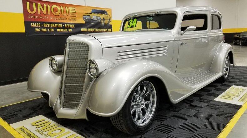 1934 Buick Victoria