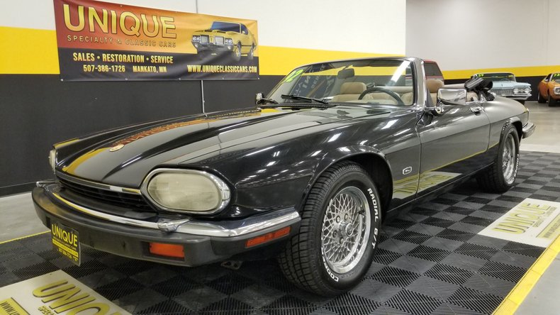 1992 Jaguar XJS V12 Convertible 1