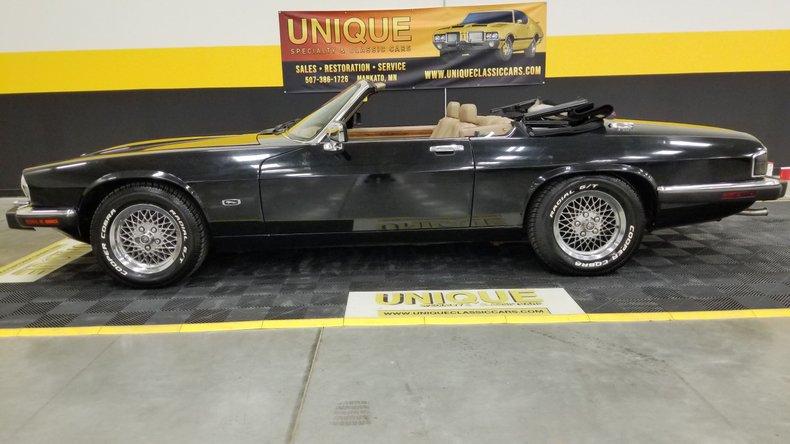 1992 Jaguar XJS V12 Convertible 7