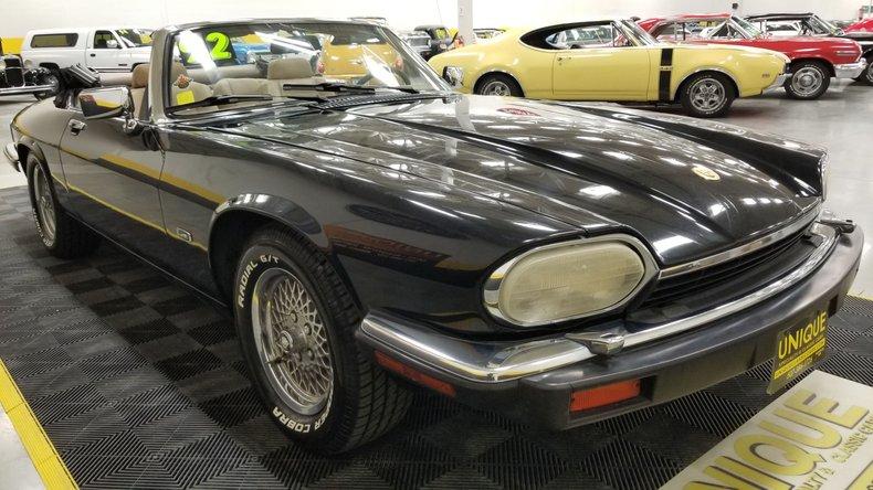 1992 Jaguar XJS V12 Convertible 3