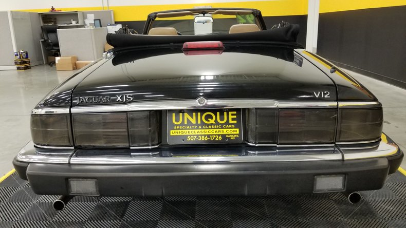 1992 Jaguar XJS V12 Convertible 5