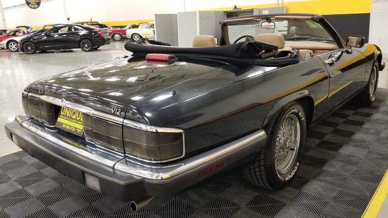 1992 Jaguar XJS V12 Convertible 4