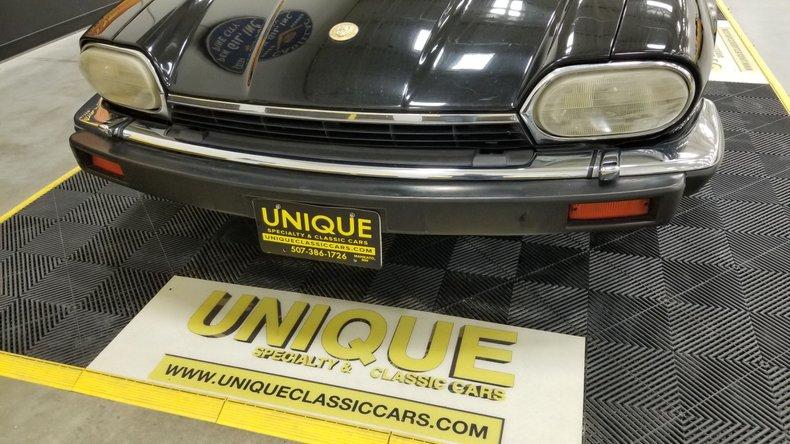 1992 Jaguar XJS V12 Convertible 10