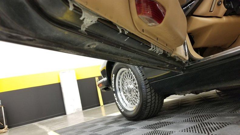 1992 Jaguar XJS V12 Convertible 29