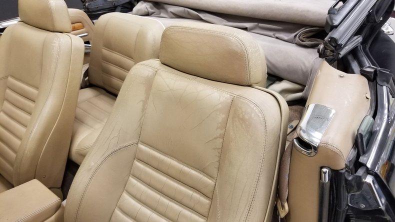 1992 Jaguar XJS V12 Convertible 34