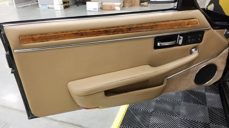 1992 Jaguar XJS V12 Convertible 28