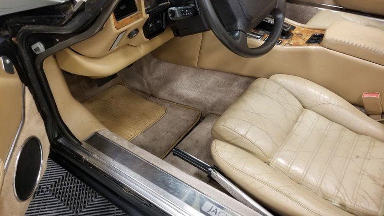1992 Jaguar XJS V12 Convertible 31