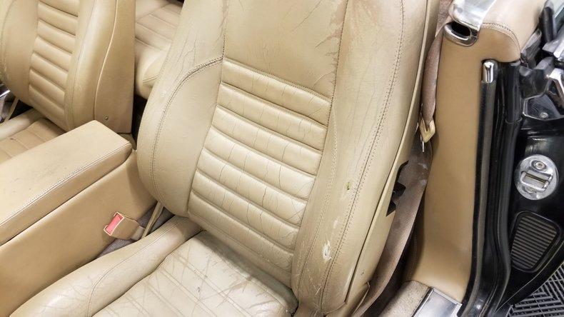 1992 Jaguar XJS V12 Convertible 33