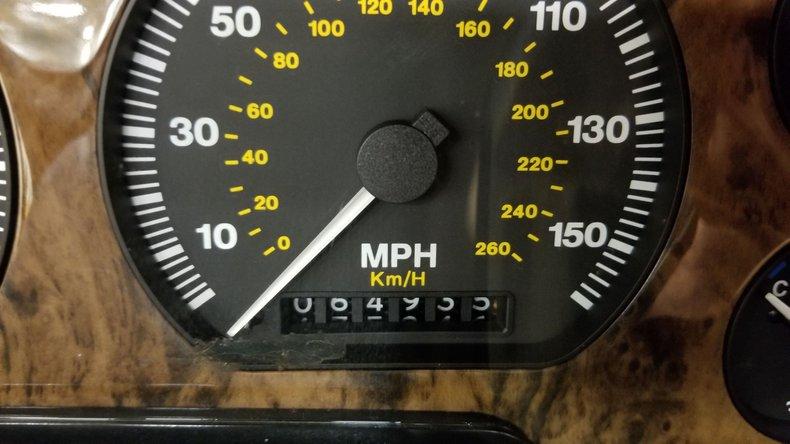 1992 Jaguar XJS V12 Convertible 38