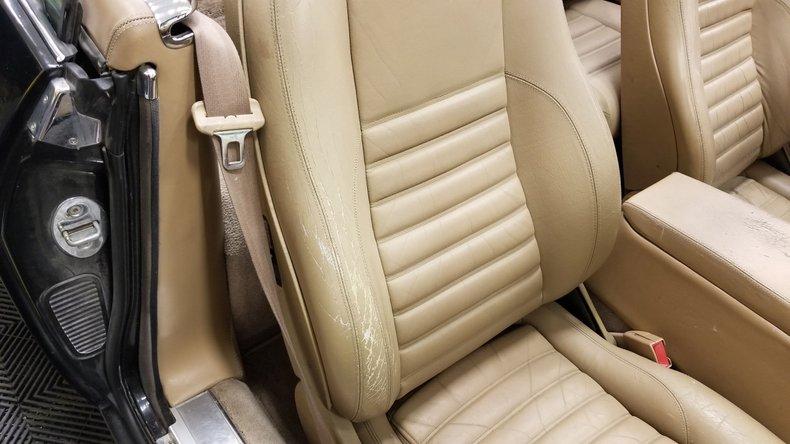 1992 Jaguar XJS V12 Convertible 49