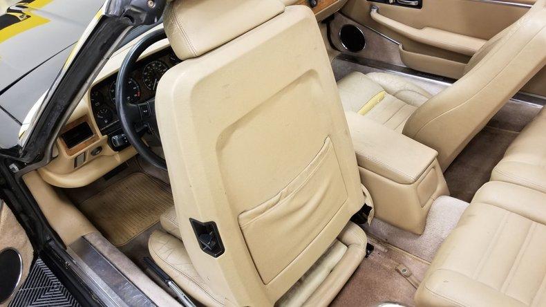 1992 Jaguar XJS V12 Convertible 51