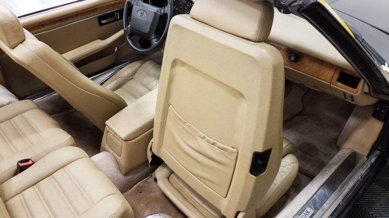 1992 Jaguar XJS V12 Convertible 55