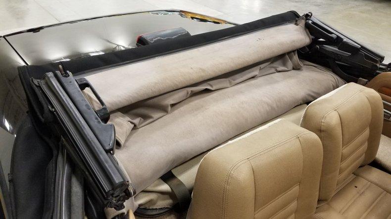 1992 Jaguar XJS V12 Convertible 58