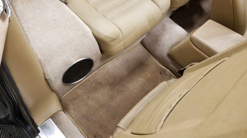 1992 Jaguar XJS V12 Convertible 56