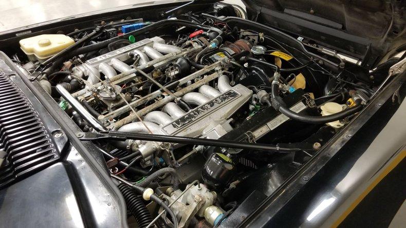 1992 Jaguar XJS V12 Convertible 63