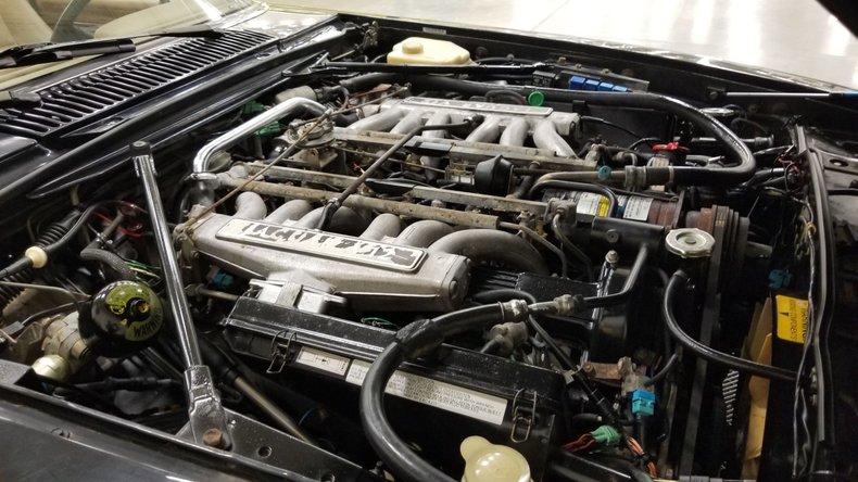 1992 Jaguar XJS V12 Convertible 65