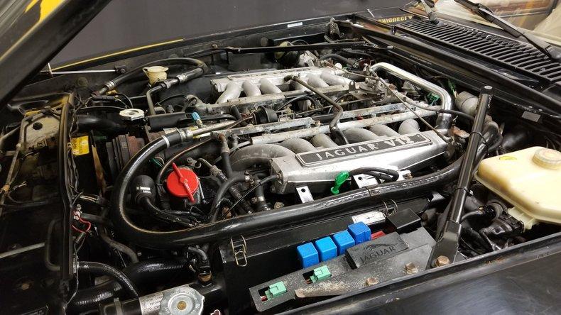 1992 Jaguar XJS V12 Convertible 61
