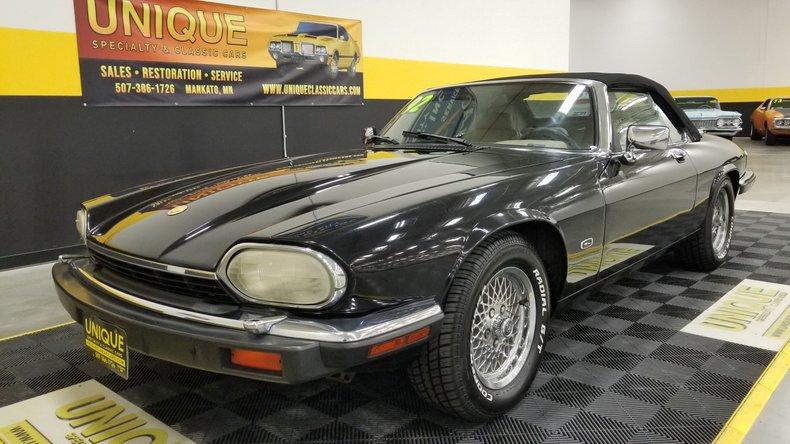 1992 Jaguar XJS V12 Convertible 14