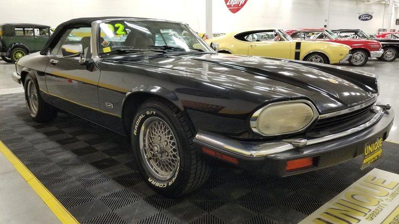 1992 Jaguar XJS V12 Convertible 15