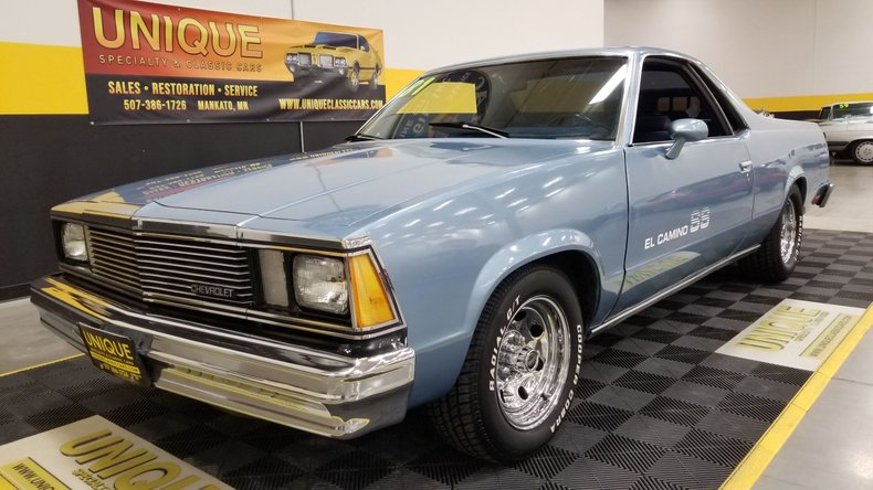 1981 Chevrolet El Camino SS tribute