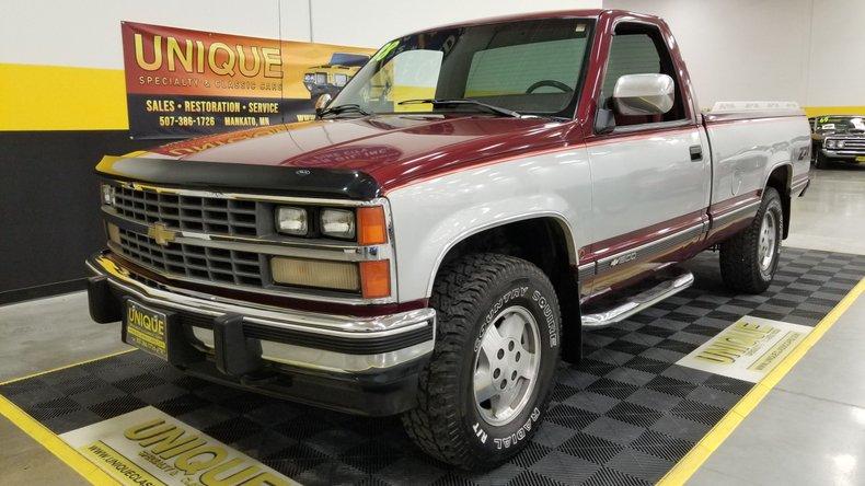 1988 Chevrolet SILVERADO 1500