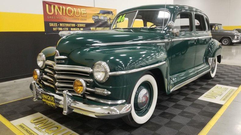 1946 Plymouth Special De Luxe