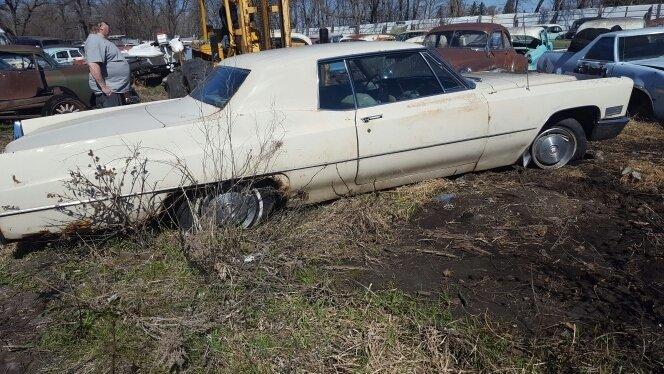 1968 Cadillac Calais