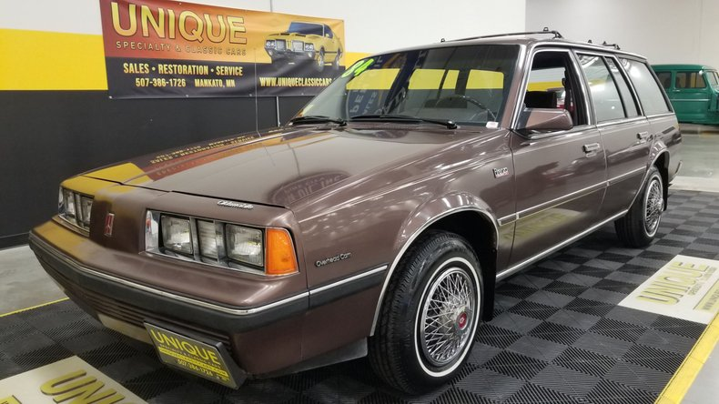 1984 Oldsmobile Firenza