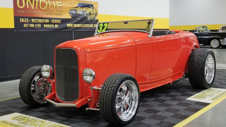 1932 Ford Roadster Dearborn