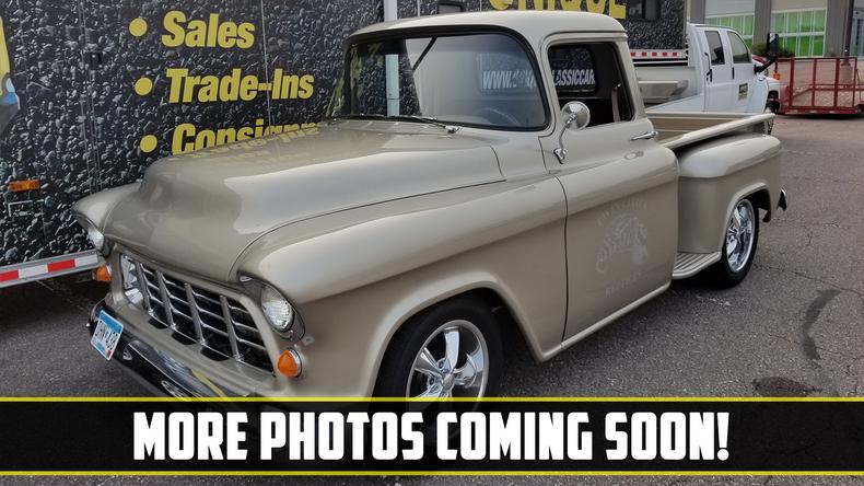 1955 Chevrolet 3100 Pickup