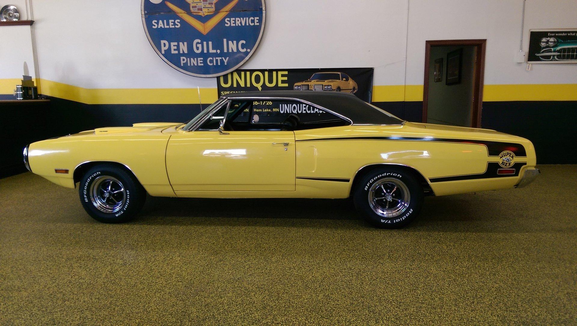1970 Dodge Superbee 440 6 pak for sale #50478 | MCG