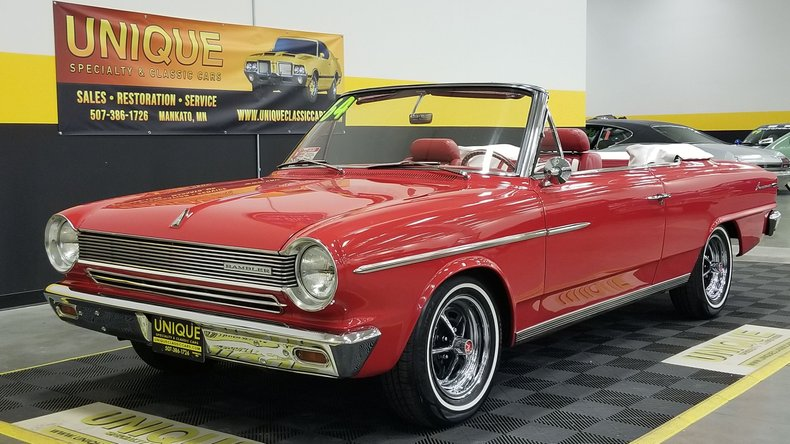 1964 Rambler American 440 Convertible