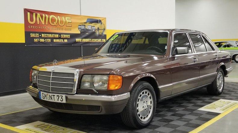 1983 Mercedes-Benz 500SEL
