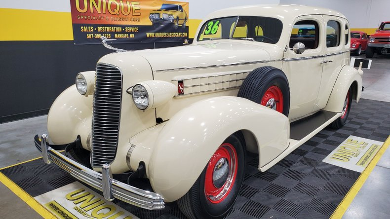 1936 Cadillac Series 60
