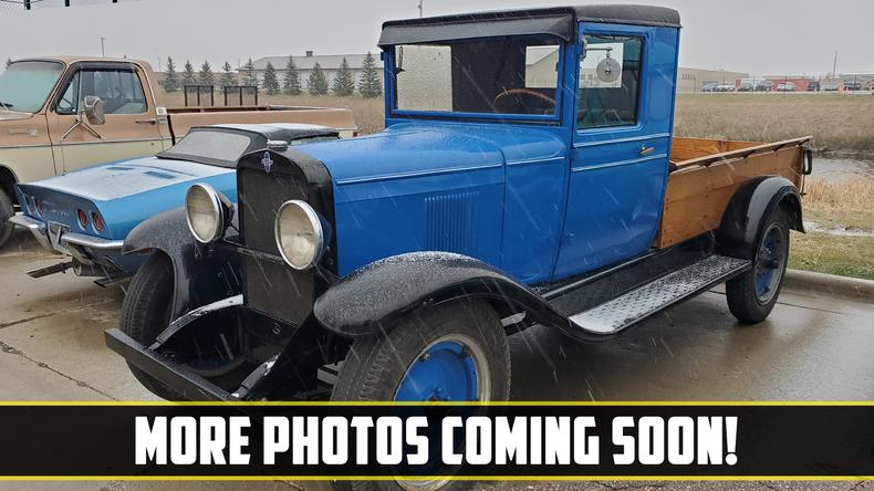 1929 Chevrolet Pickup
