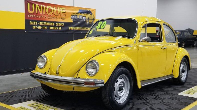 1980 Volkswagen Beetle