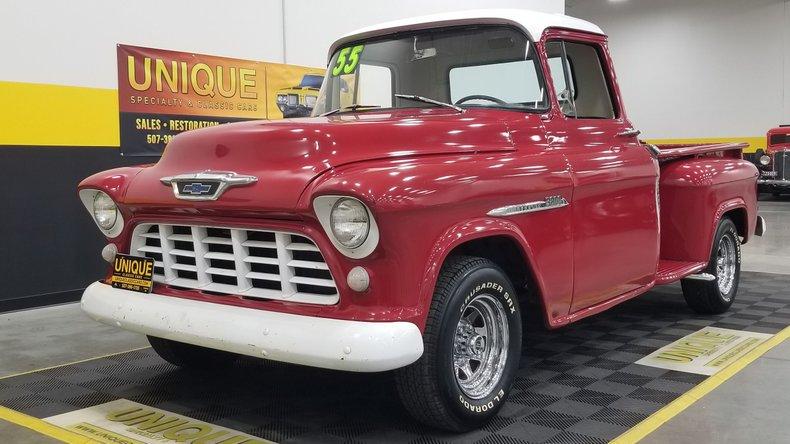 1955 Chevrolet 3800 PICKUP