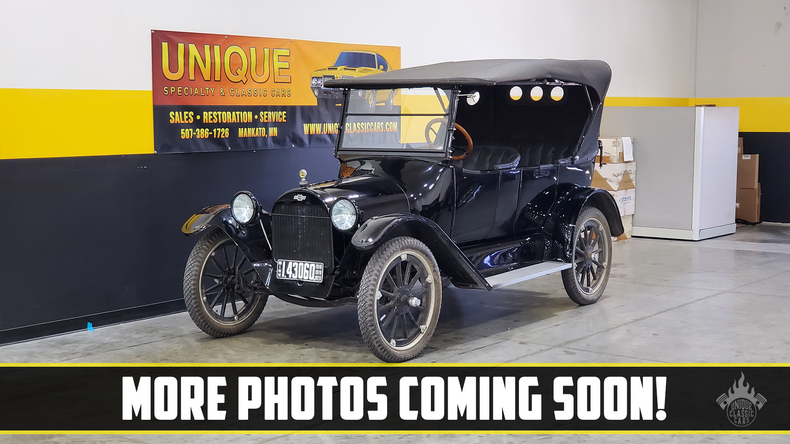 1918 Chevrolet 490