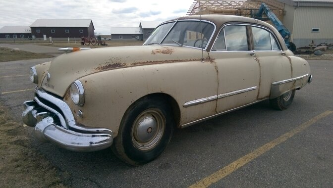 1948 Oldsmobile 98 For Sale