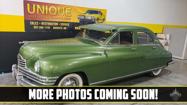 1949 Packard 22 Series