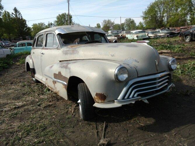 1947 Oldsmobile Sedan