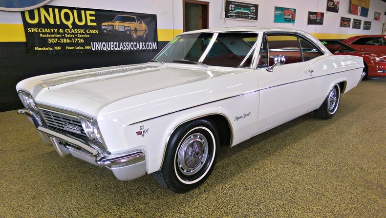 1966 Chevrolet Impala SS For Sale