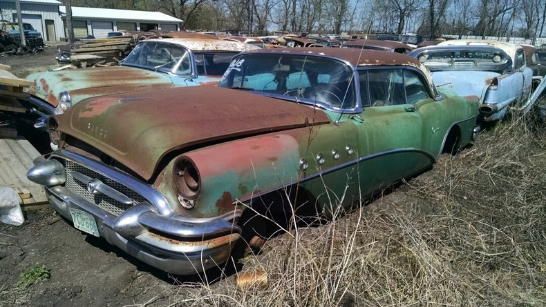1955 Buick Super