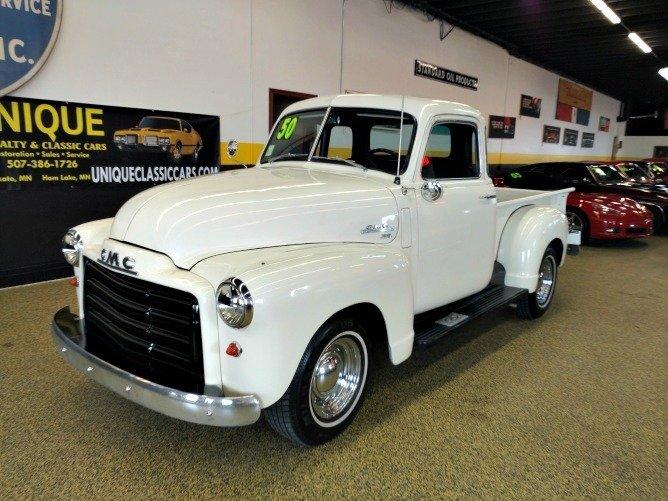 1950 GMC Pickup